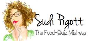 Sudi Food Quiz Mistress Logo