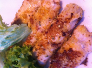 Iddu swordfish involtini